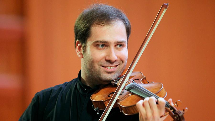 Известный скрипач Дмитрий Коган скончался в возрасте 38 лет