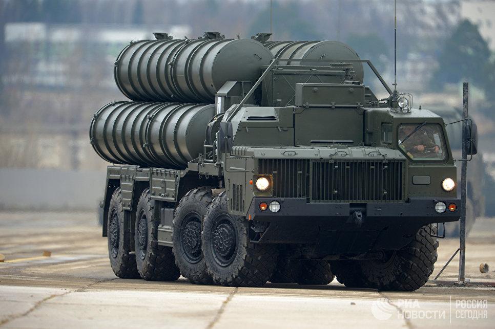 Эрдоган заявил, что Турция внесла задаток за российские С-400