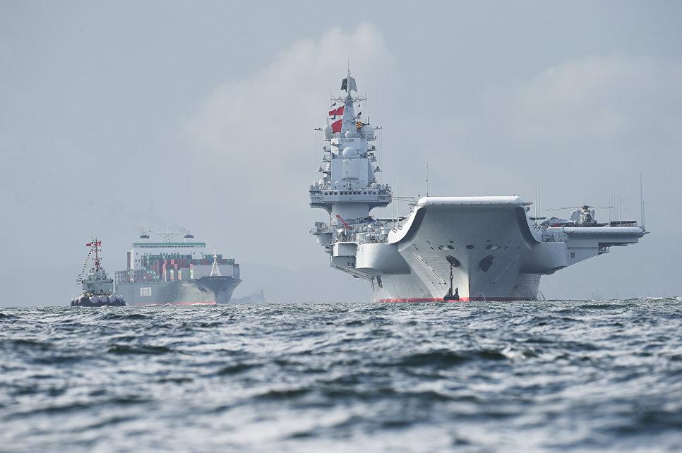 [Жесткая игра] Китай ускорил ядерное перевооружение и создание авианосного флота