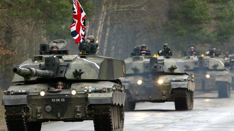 """Sunday Times: Британия оставит свои войска в Германии ради сдерживания """"российской агрессии"""""""
