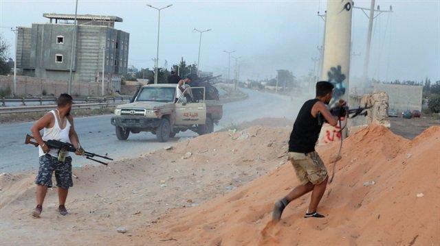 Триполи. Дорога ярости