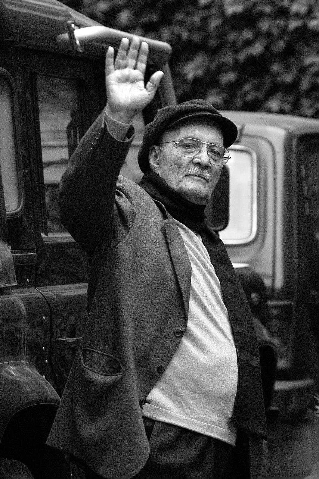 Умер легендарный режиссёр Георгий Данелия. Ему было 88 лет