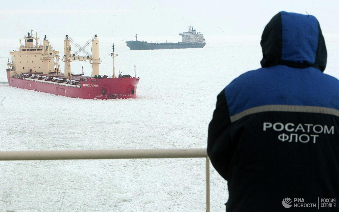 Арктика: приз или угроза. Почему для США так опасен Северный морской путь