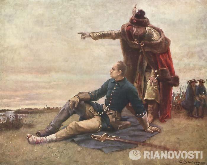 """На Украине объявили траур из-за """"преступления"""" Петра Первого"""