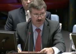 Дебют в ООН Ильичева П.В., заменившего умершего Чуркина В.И., закончился неприятно для США и западных стран