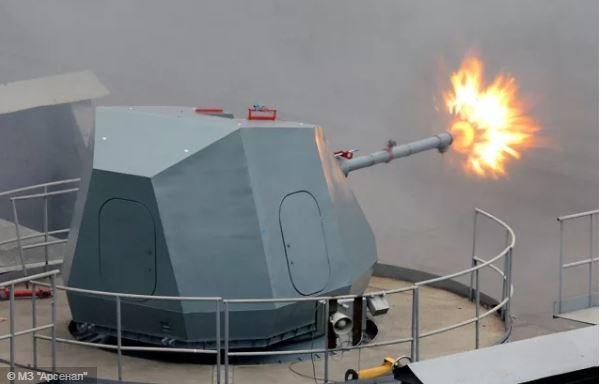Арктический стражник: каким будет новый боевой ледокол России