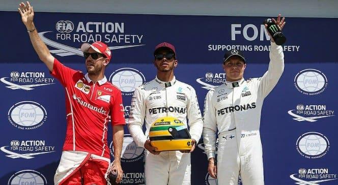 Квалификация в Канаде (Формула 1)
