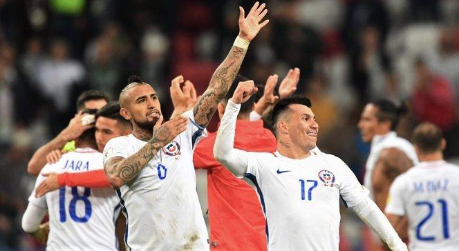 Обзор матча Португалия - Чили
