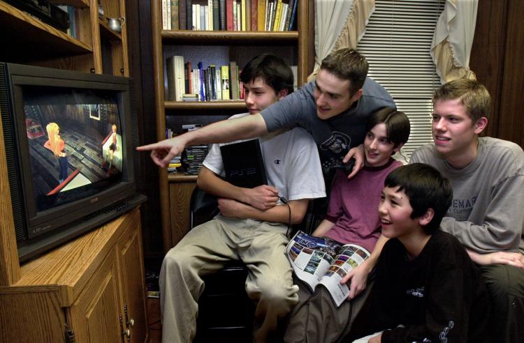 20 лет назад Sony выпустила PlayStation 2 - самую продаваемую игровую консоль в мире