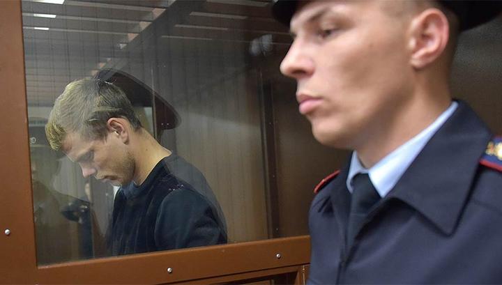 Слезы раскаяния не помогли Александру Кокорину