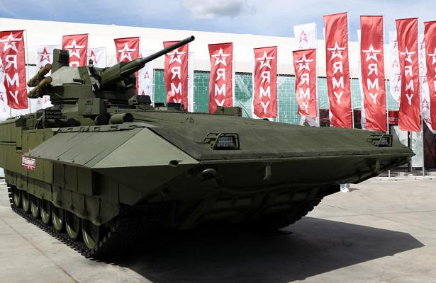 Новый 57-мм боевой модуль разработали в России