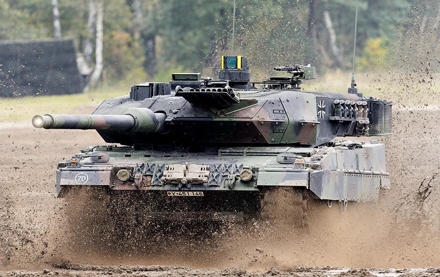 Пять самых продаваемых танков в мире. Есть ли конкуренты у российского бестселлера Т-90?