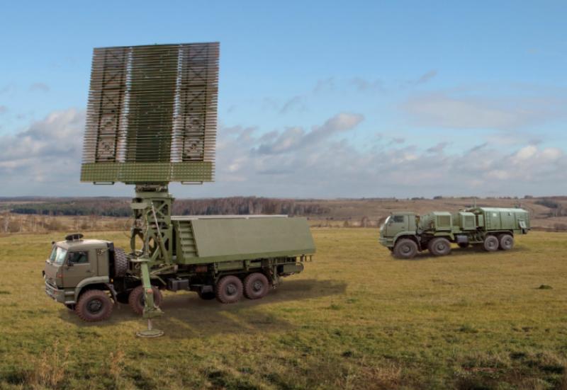 Работа в связке с С-400: новейшая РЛС 59Н6-ТЕ имеет шансы на мировой успех