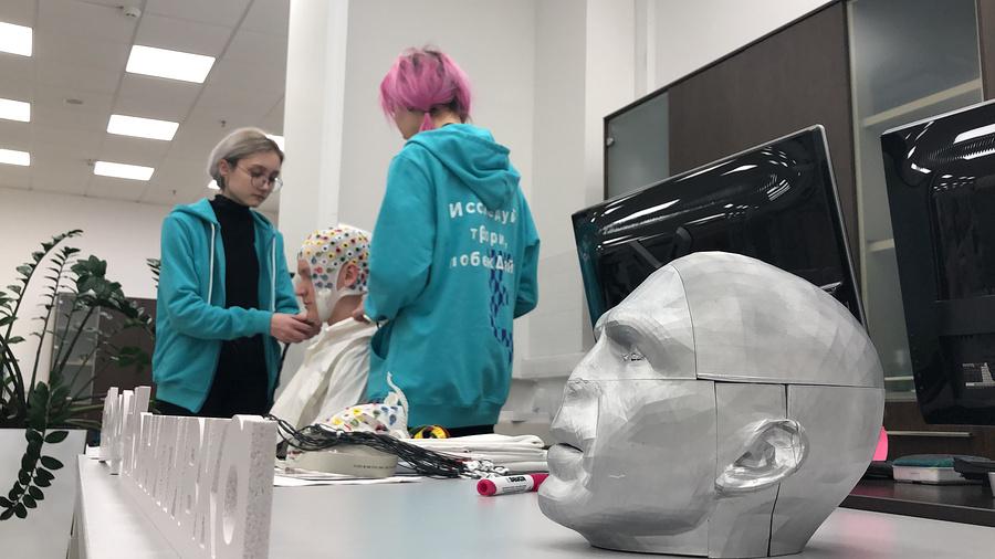 """Как ученые """"Сириуса"""" исследуют возможности мозга"""