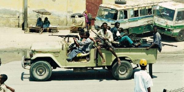 Приключения итальянцев в Сомали
