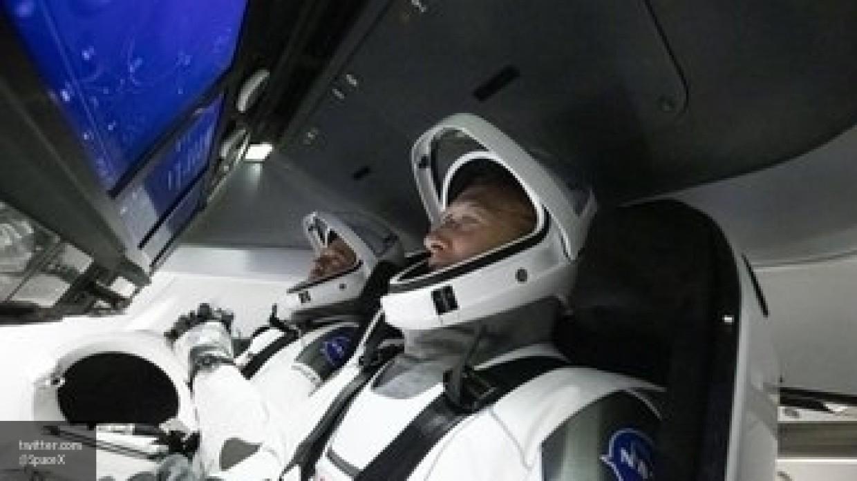 Сбой связи с Землей произошел на борту корабля Илона Маска Crew Dragon