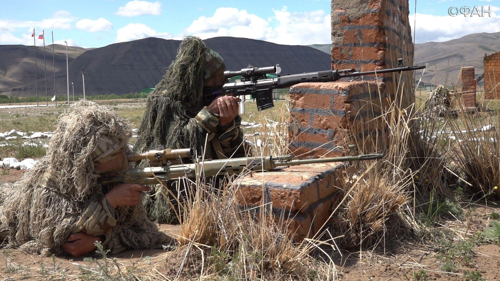Новую дальнобойную винтовку передадут на испытания силовым ведомствам до конца года