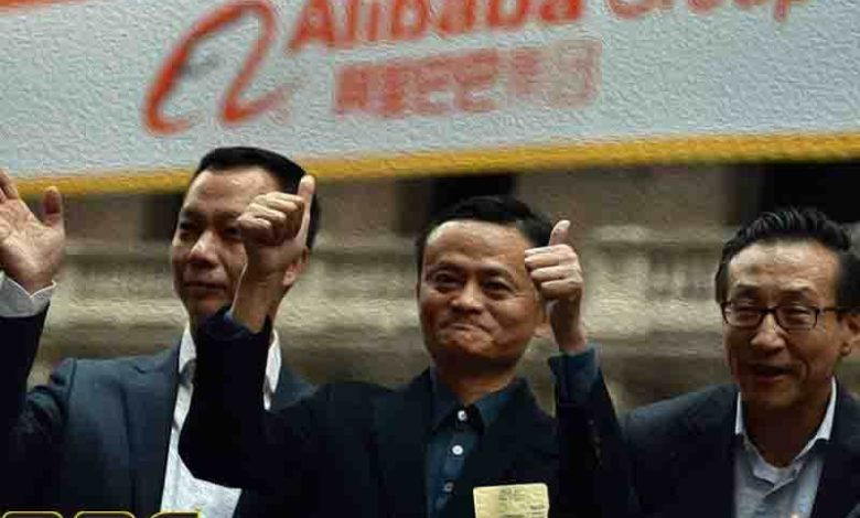 Alibaba Group выполнил свою 5-летнюю цель