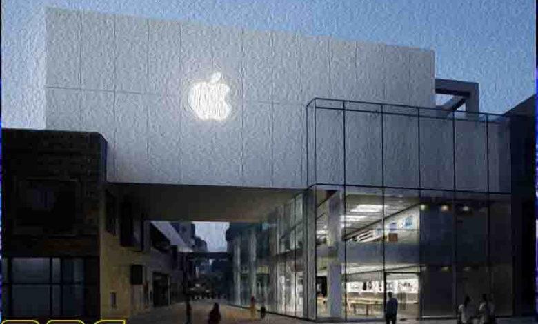 Apple открывает флагманский магазин в Пекине