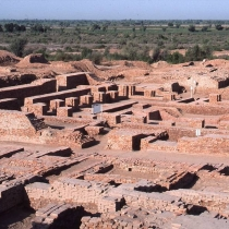 Математики рассчитали причину гибели цивилизации Хараппа