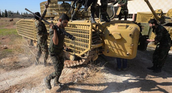 Сирийская армия восстановила контроль над 6 населёнными пунктами на севере Алеппо