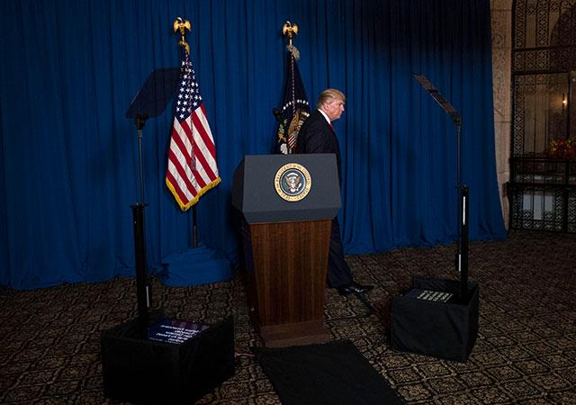 Новая информация опровергает заявления Трампа о сирийской химической атаке