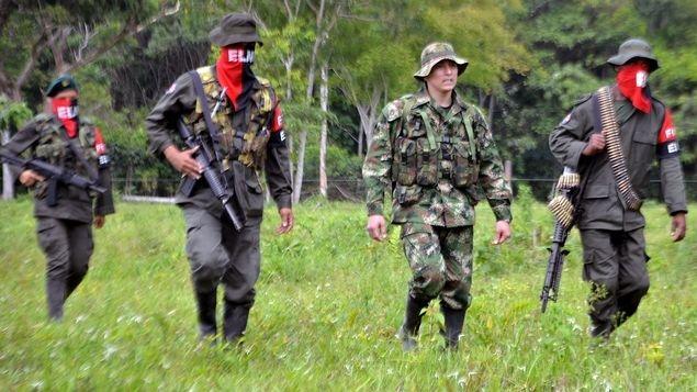 Россиянин сбежал от колумбийских повстанцев, ранив пятерых