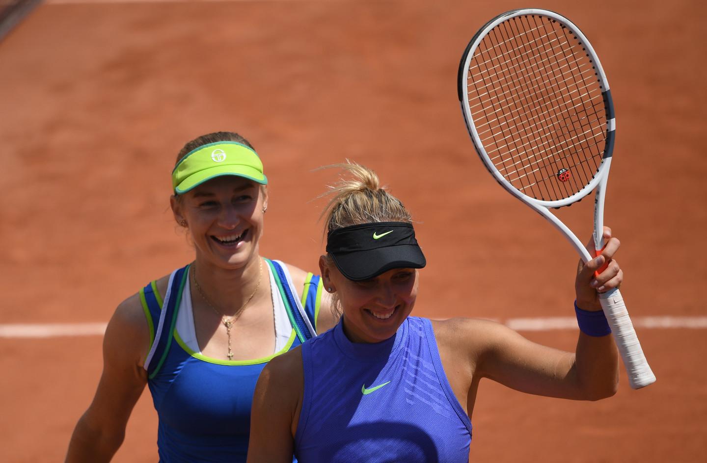 Россиянки Макарова и Веснина выиграли турнир WTA в Торонто