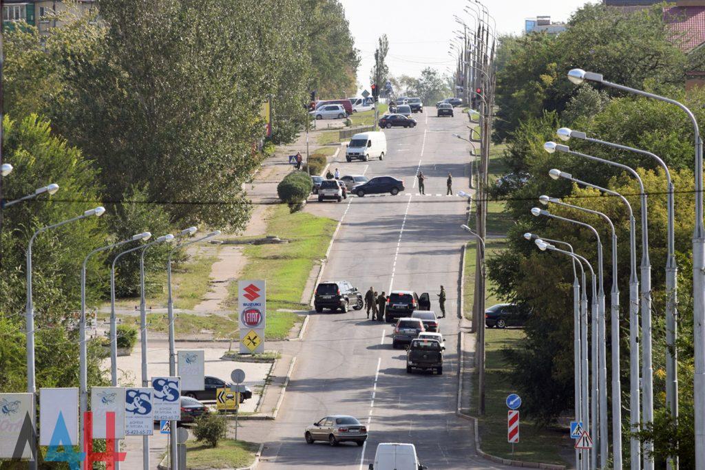 В Донецке взорвана автомашина главы Миндоходов - пресс-служба