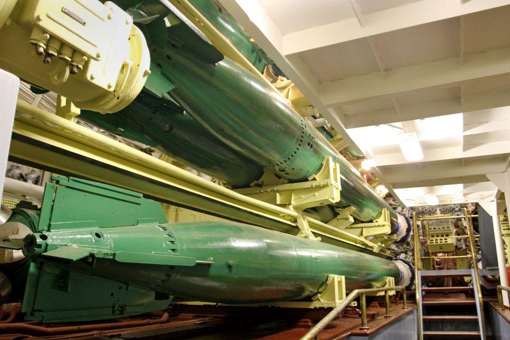 Исполнилось 60 лет испытаниям на Новой Земле первой советской торпеды с ядерным зарядом Т-5