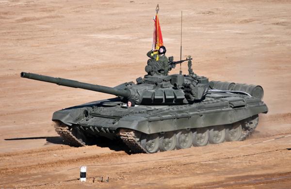 Сверхмощный танковый мотор поступит навооружение русской армии