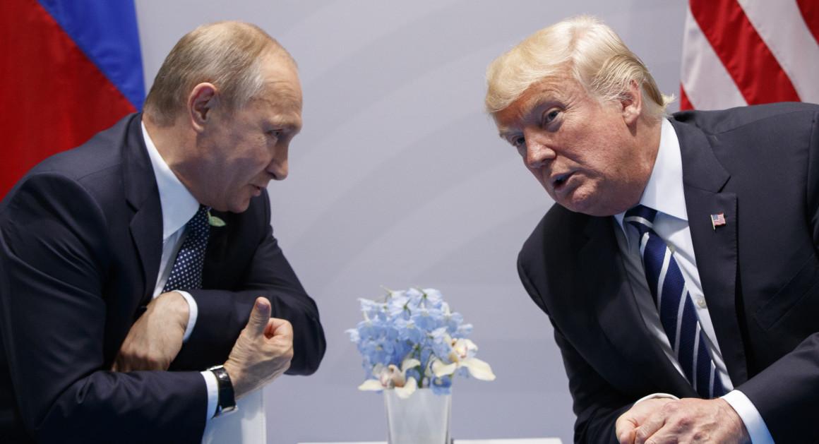 Трамп утвердил новые санкции против России за нарушение договора о вооружениях холодной войны