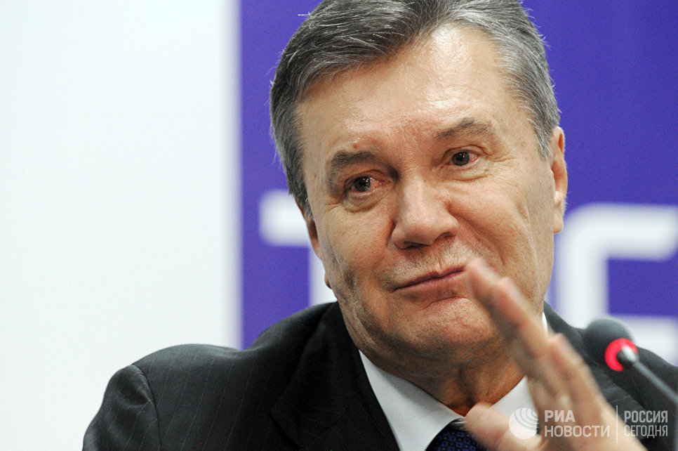 За возвращение Януковича проголосовали 92% украинских телезрителей