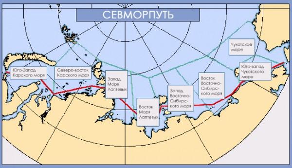 Государственная дума приняла закон, исключающий перевозки нефти и газа по Севморпути иностранными судами