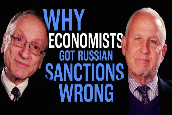 """Прежде чем вводить санкции, следовало бы прочитать """"Анну Каренину"""" -американские учёные"""
