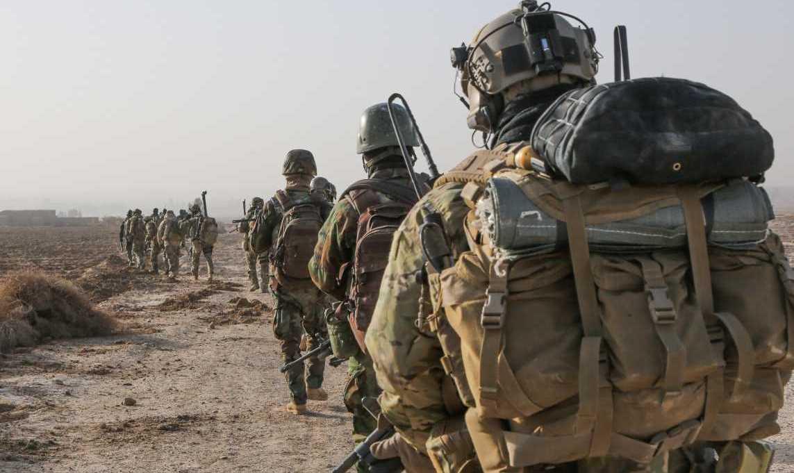 Тиллерсон: США намерены сохранять военное присутствие в Сирии и после разгрома ИГ