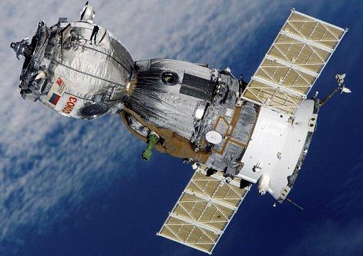 """Корабль """"Союз МС-08"""" с экипажем очередной экспедиции состыковался с МКС"""