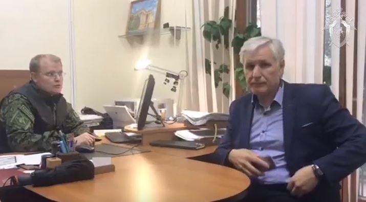 Избрана мера пресечения в отношении бывшего директора департамента архитектуры и градостроительства города Краснодара