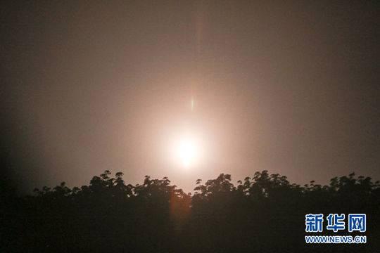 Китай протестировал первую в стране коммерческую ракету-носитель серии OS-X