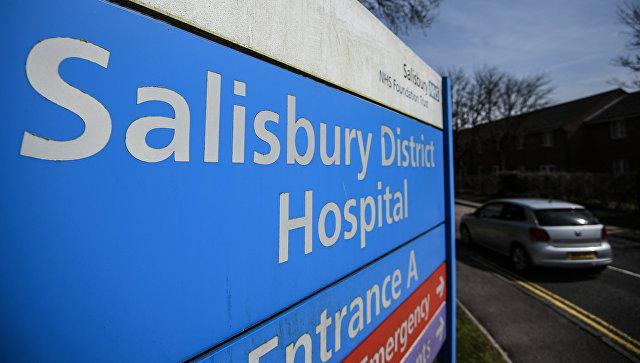 В Солсбери сообщили о новом отравлении нервно-паралитическим веществом