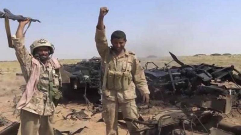 """Силы йеменского движения """"Ансар Аллах"""" взяли в плен американского командира"""