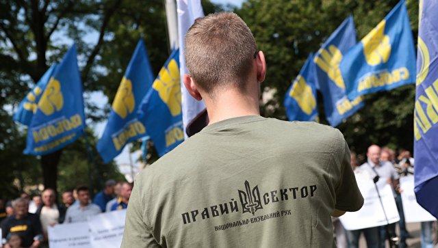 """В ЛНР обвинили """"Правый сектор""""* в вербовке детей из неблагополучных семей"""
