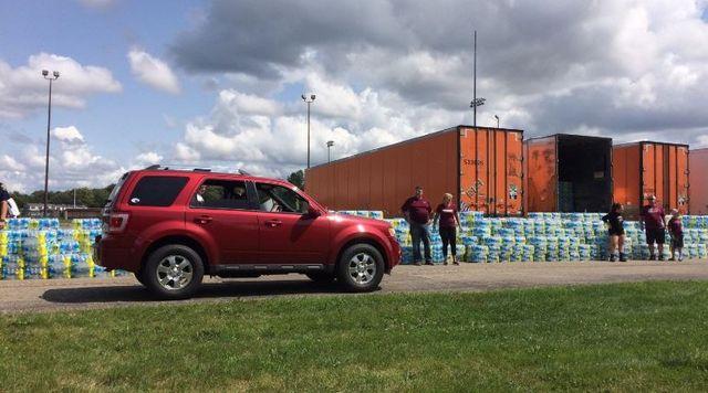 Высокий уровень токсичных химических веществ, обнаружен в питьевой воде западного штата Мичиган