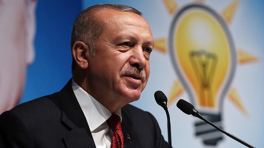 Мы говорим прощай тому, кто предпочел террористов союзнику - Эрдоган