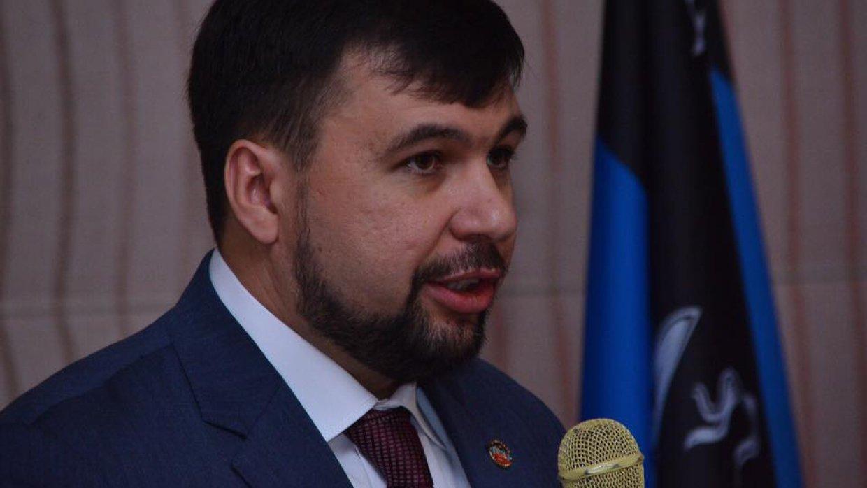 Пушилин заявил о причастности западных спецслужб к убийству Захарченко