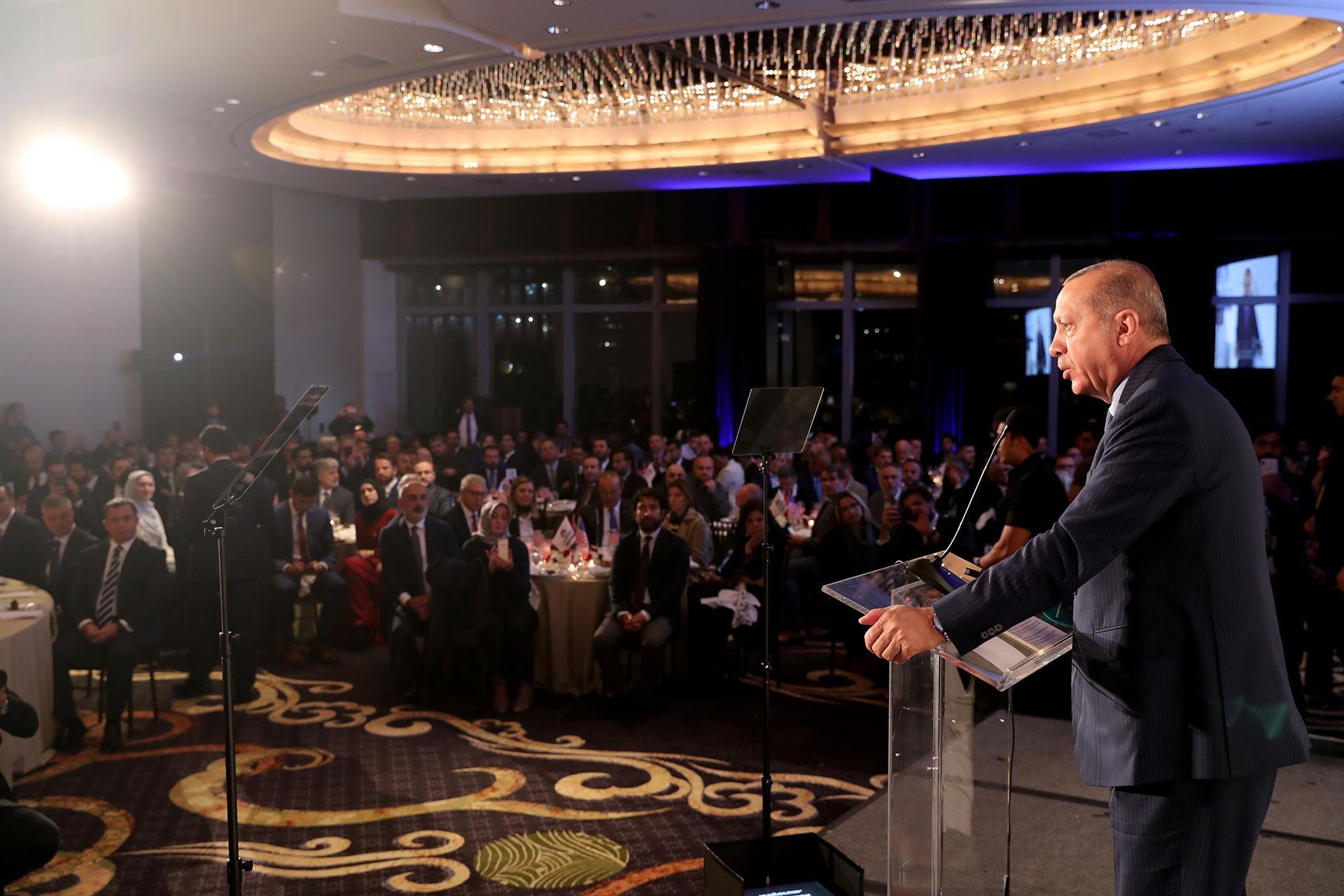 Эрдоган: Совбез ООН должен состоять из 20 постоянных членов