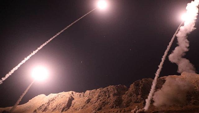 Иран нанес ракетный удар по организаторам теракта в Ахвазе в Сирии
