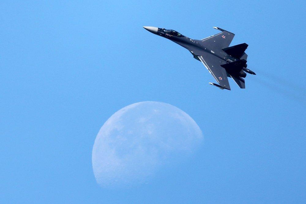 Россия не откладывала поставки Су-35 в Индонезию из-за санкций