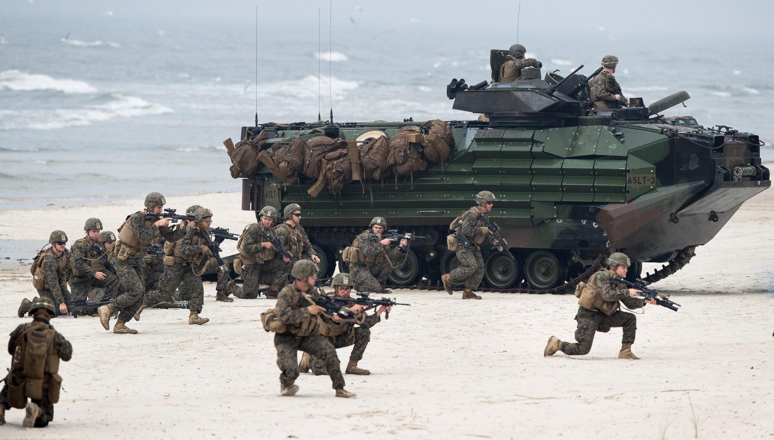 НАТО пригласила россиян посмотреть на свои массовые военные игры, потому что действительно желает, чтобы Москва получила это предупреждение