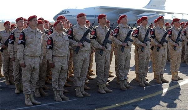 Россия сосредоточила войска у границы Ирака в провинции Дайр-эз-Заур - Отчет